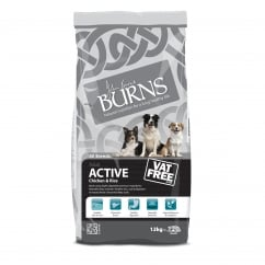 Active Chicken & Rice Adult Dog Food 12kg
