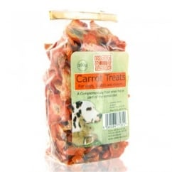 Burns Carrot Slices Dog and Small Animal Treat 100gm