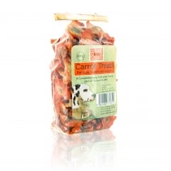 Carrot Treats For Dogs and Small Animals 100g