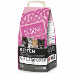 Burns Chicken & Rice for Kittens 2kg