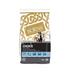 Choice Lamb & Maize Adult Dog Food 6kg