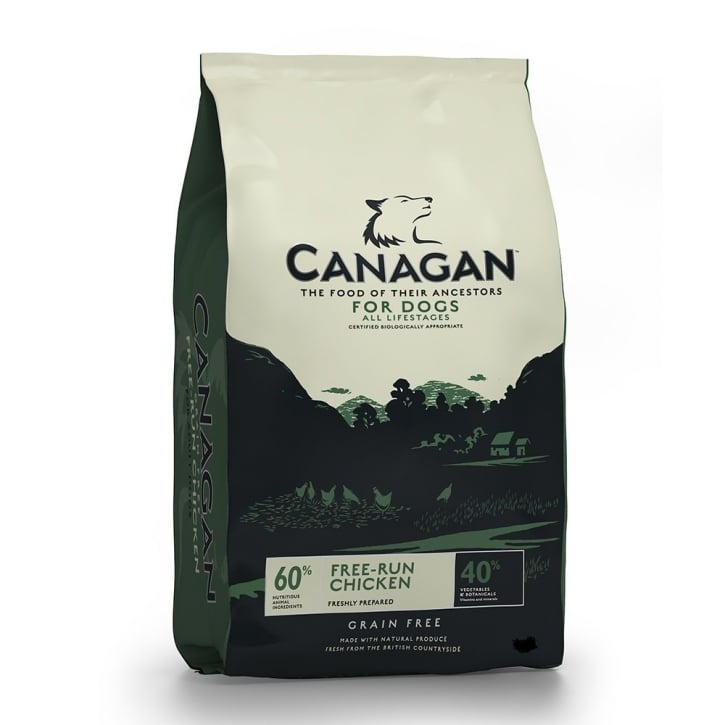 Canagan Free-Run Chicken Adult Dog Food 6kg