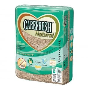 Carefresh Natural Small Animal Bedding 60 litre