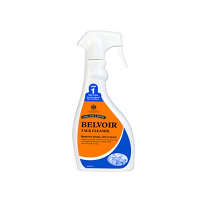 Carr & Day & Martin Belvoir Tack Cleaner Step 1 Spray 500ml
