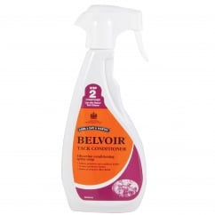 Belvoir Tack Conditioner Spray Step 2 500ml