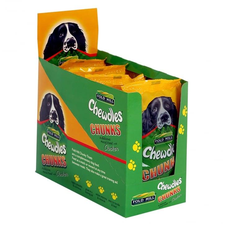 Chewdles Chewdles Moist Chunks Chicken 180gm Pack