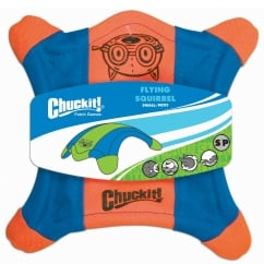 Chuckit! Flying Squirrel Fetch Canvas Dog Toy Small