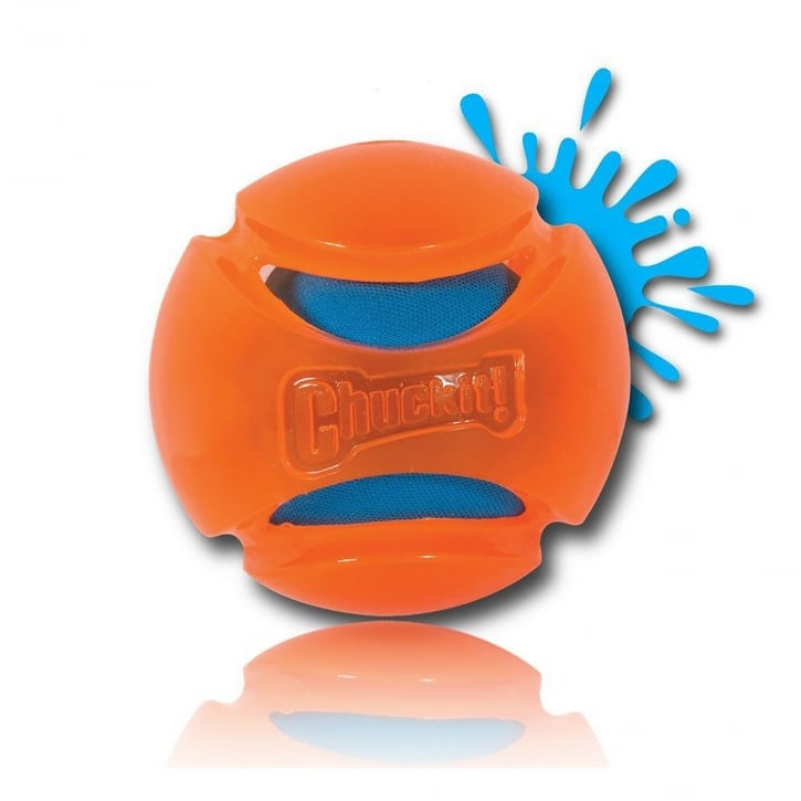Chuckit! Hydro Squeeze Ball Medium