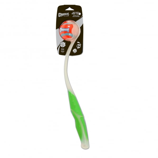 Chuckit! Max Glow Pro 18 Ball Launcher Medium