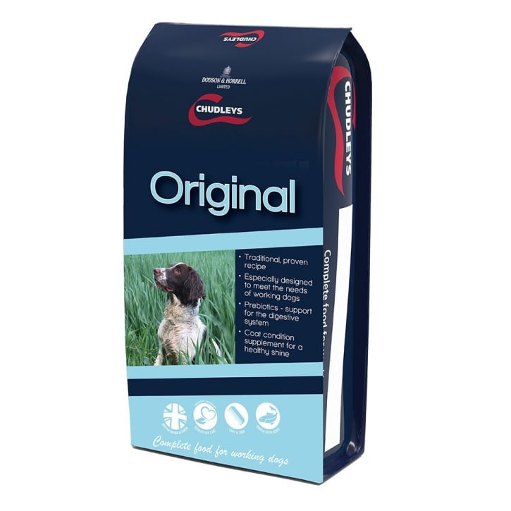 Chudleys Original Adult Working Dog Food 15kg