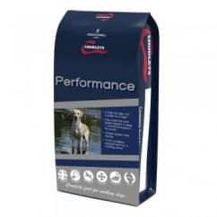 Performance Working Dog Food Rich in Beef & Tripe 15kg