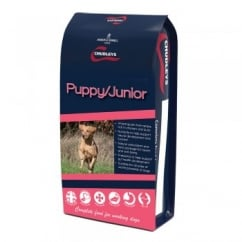 Puppy/Junior Chicken & Duck Dog Food 12kg