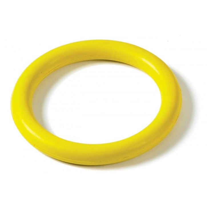 Classic Classic Solid Rubber Ring Dog Toy 150mm