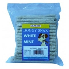 Doggy Snax White Mint Munchy Roll 5