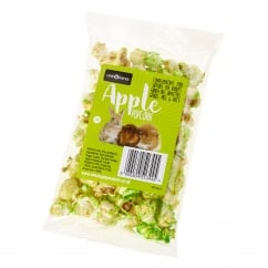 Little Friends Popcorn Small Animal Treats - Apple 18g