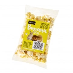 Little Friends Popcorn Small Animal Treats - Banana 18g