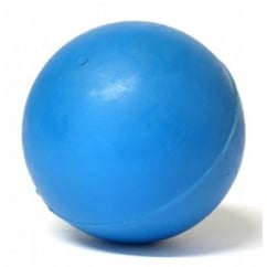 Rubber Solid Ball 6cm approx 2.5