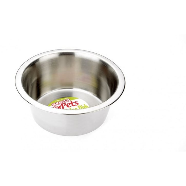 Classic Super Value Stainless Steel Dish 950ml - 170mm Dia