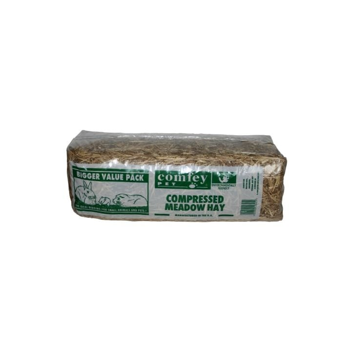 Comfey Pet Comfey Compressed Pet Hay - Standard