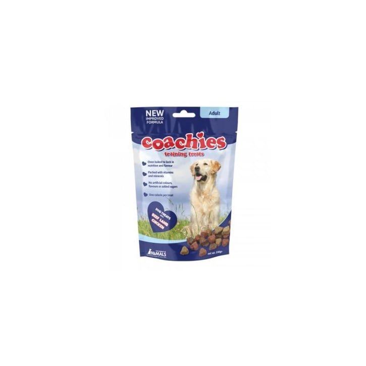 Company of Animals Coachies Adult Training Treats 200gm