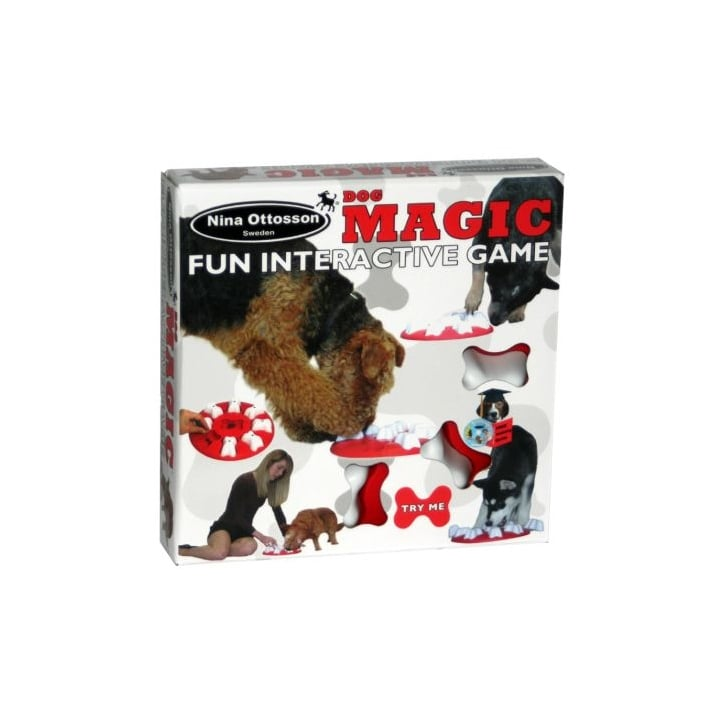 Company of Animals Nina Ottosson Fun Interactive Dog Game - Magic