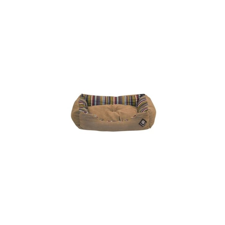 Danish Design Morocco Rectangular Snuggle Dog Bed 61cm-24