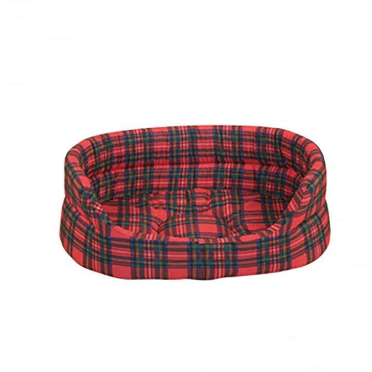 Danish Design Royal Stewart Tarten Slumber Dog Bed 89cm - 35