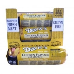 The Original Davies Dog Food