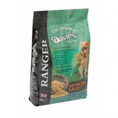 Davies Ranger Complete Senior-Light Dog Food with Chicken & Rice 9kg