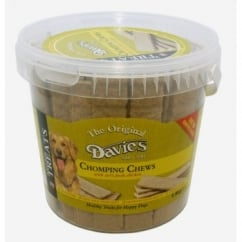 Davies Wheat Gluten Free Chomping Dog Chews Chicken - 1.4kg