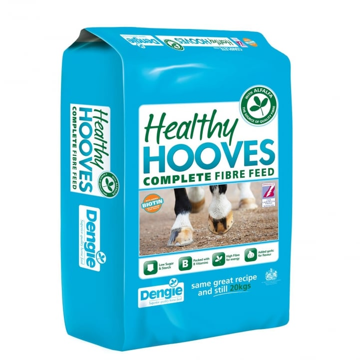 Dengie Healthy Hooves Complete Fibre Horse Feed 20kg