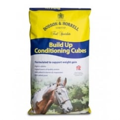 Build up Conditioning Cubes Horse Feed 20kg