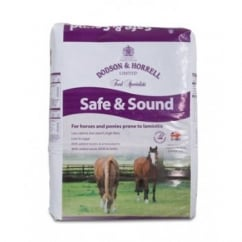 Safe & Sound Horse Feed 18kg