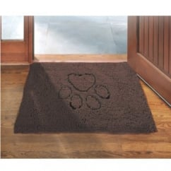 Dirty Dog Doormat Brown 79 x 51cm