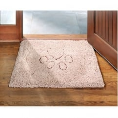 Dirty Dog Doormat Khaki 79 x 51cm