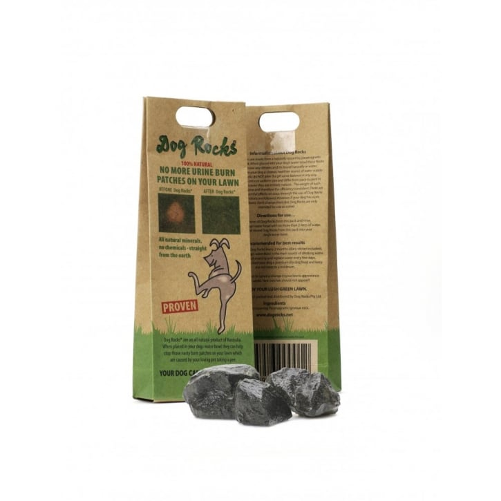 Dog Rocks Helps Prevent Nasty Burns Saves Your Lawn