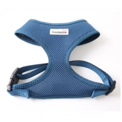 Airmesh Padded Dog Harness Navy Medium