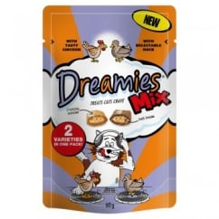 Mix Chicken and Duck Cat Treats 60gm