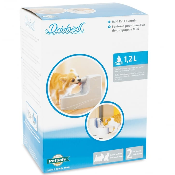 Drinkwell Mini Pet Water Fountain