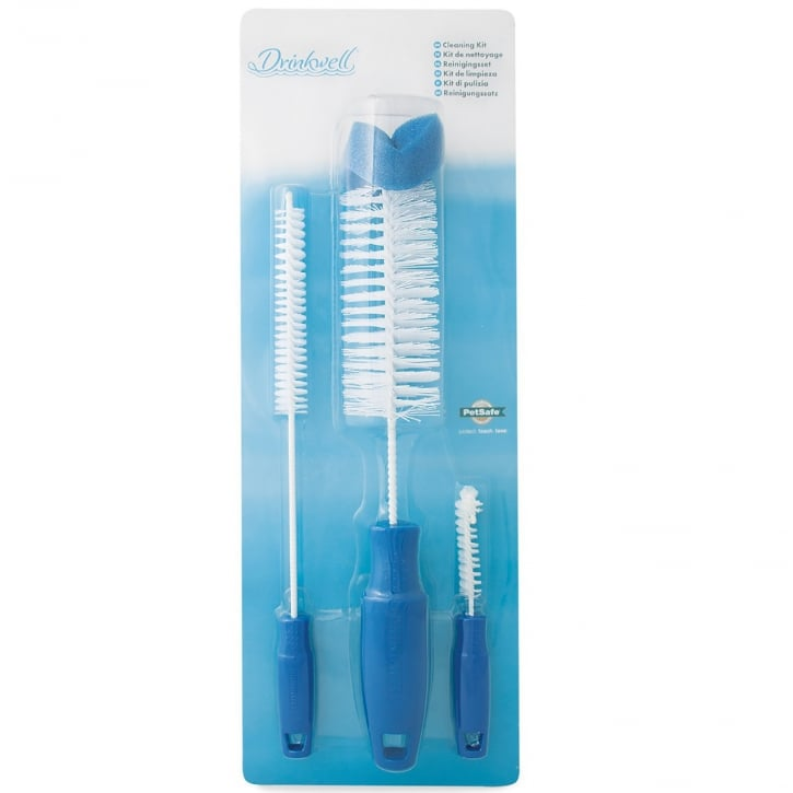 Drinkwell Pet Fountain 3 Brush Cleaning Kit