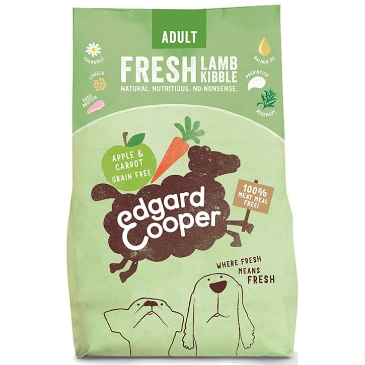 Edgard & Cooper Fresh Lamb With Apple & Carrot Adult Dog Food 2.5kg