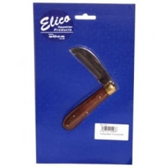 Elico Folding Horse Mane Thinning Knife