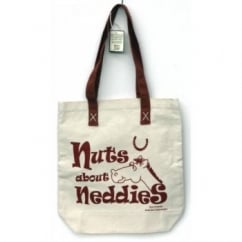 Elico Horsey Girl Eco Friendly Shopper Bag Nuts About Neddies