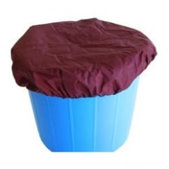 Nylon Horse Bucket Cover