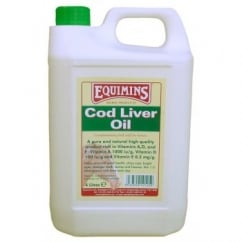 Cod Liver Oil for Horses 4ltr