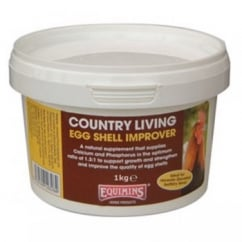 Country Living Poultry Egg Shell Improver Supplement 1kg