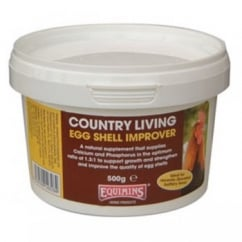 Country Living Poultry Egg Shell Improver Supplement 500g