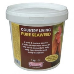 Country Living Pure Seaweed Poultry Supplement 1kg