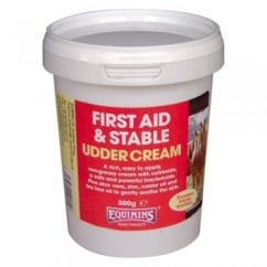 First Aid & Stable Horse Udder Cream 500g