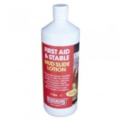 Equimins First Aid & Stable Mud Slide Lotion 1 Litre